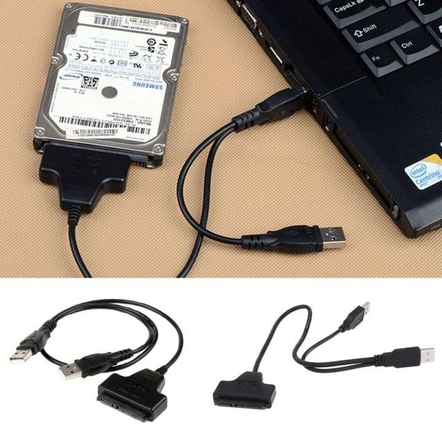 New Usb 2 0 To Ide Sata Converter Cables Three Used 2 5hard Drive Hd Hdd Adapter Connector Uk Electronics Access Latest Tech Gadgets Electronic Accessories Hdd