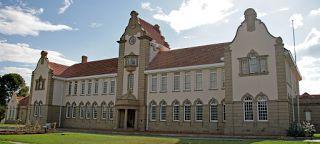 Grey College Bloemfontein, designed by Sir Herbert Baker.