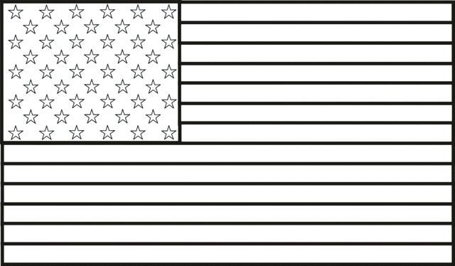24 American Flag Coloring Page Pdf American Flag Coloring