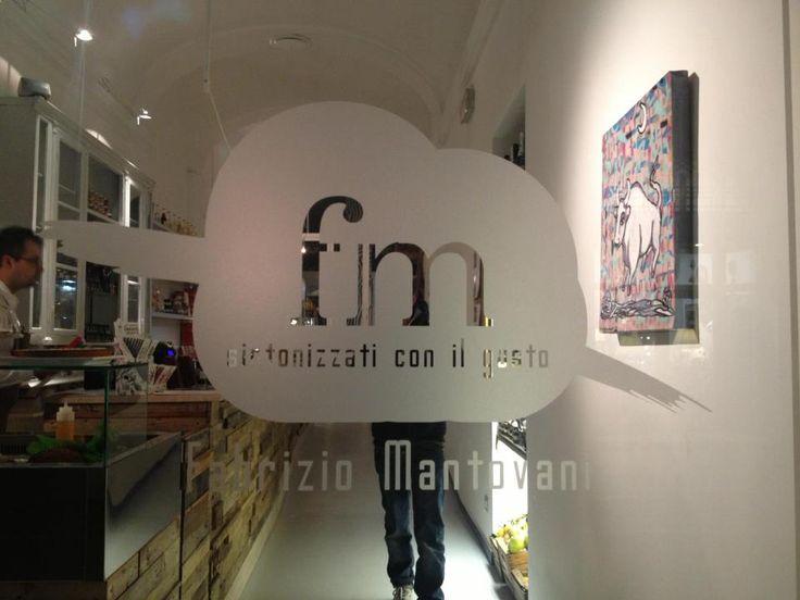 FM con gusto - Fabrizio Mantovani #eat #bistro #restaurant #centre #fish