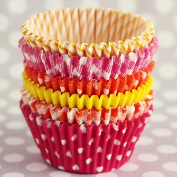 Розовый Лимонад Cupcake Liner Mix