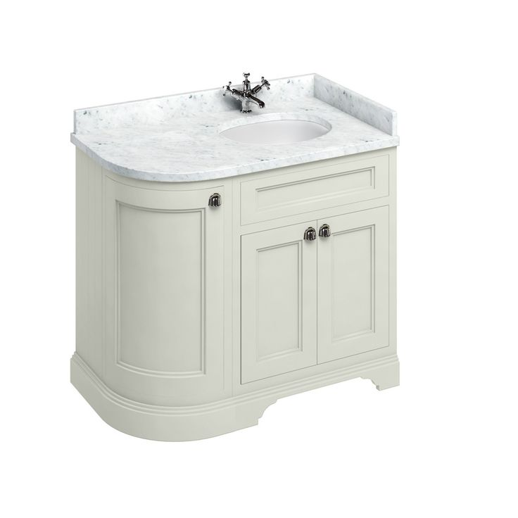Burlington Corner Sink : ... Corner sink unit, Bathroom corner basins and Corner sink bathroom