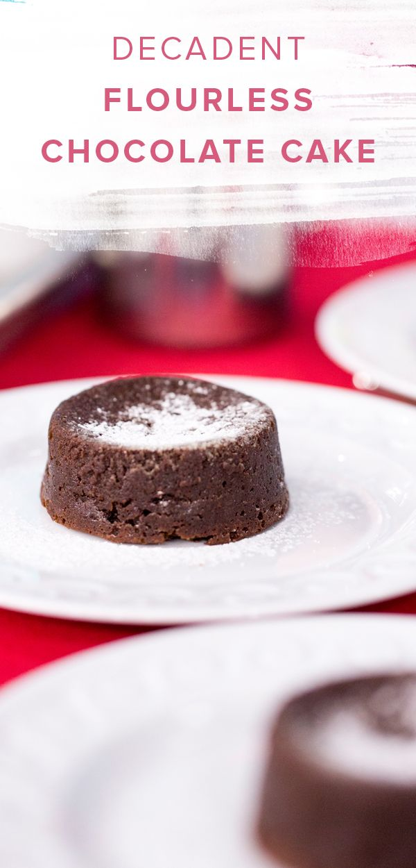 easy flourless chocolate cake delicious flourless don t spend spend ...
