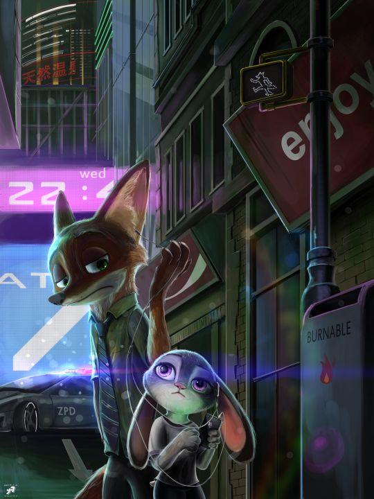 Fox 07 Comics :)