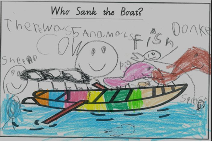 Who sank the boat ideas