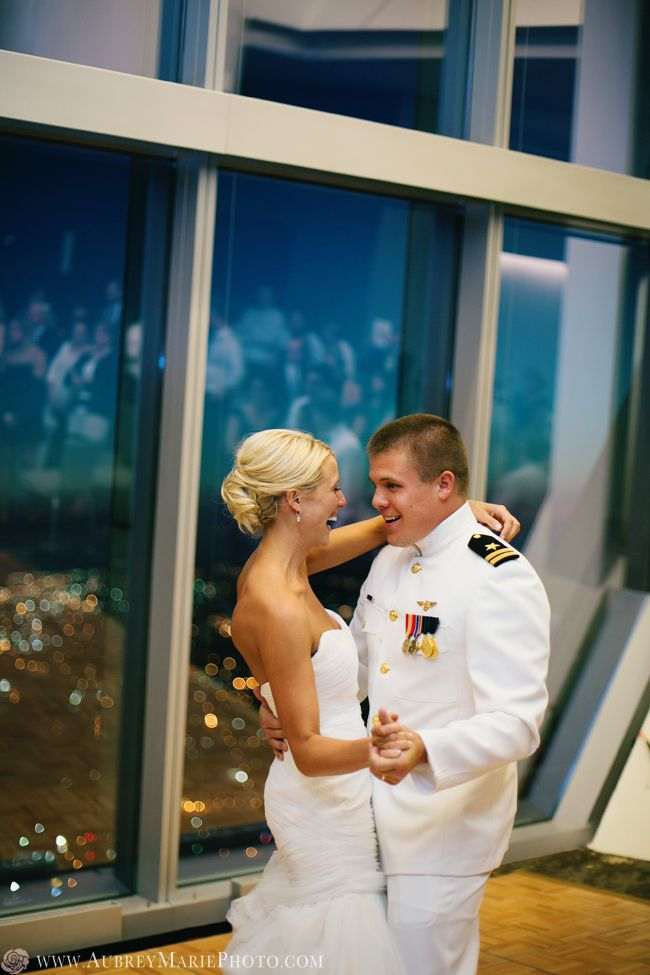 43 best v2 wedding venue images on pinterest wedding receptions Wedding Jobs Oklahoma City okc devon tower wedding photo, bride and groom first dance wedding jobs oklahoma city