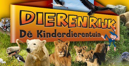Dierenrijk - Mierlo - nabij Eindhoven De kinderdierentuin