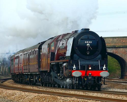 LMS Princess Coronation Class No. 6233 Duchess of Sutherland