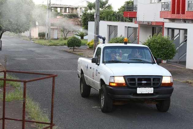Abrasco defende que, no lugar do uso do fumacê, sejam implementadas, ações de saneamento ambiental e fornecimento regular de água | foto: Arquivo/Secom PMU