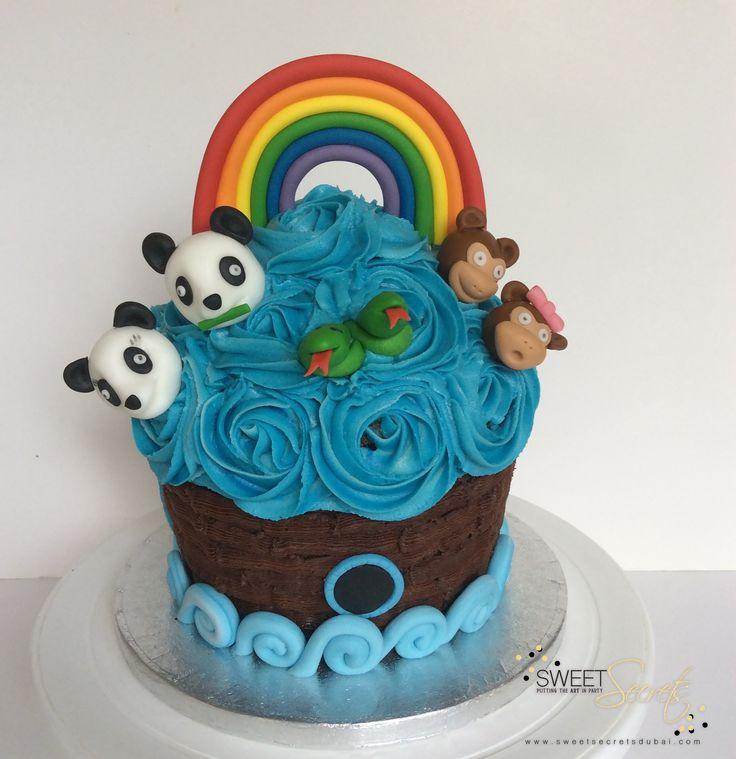 Noah's Ark www.sweetsecretsdubai.com