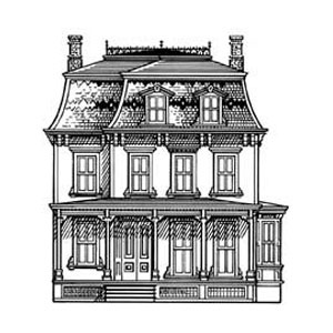 Top 19 ideas about mansard on pinterest exterior house for French mansard house plans
