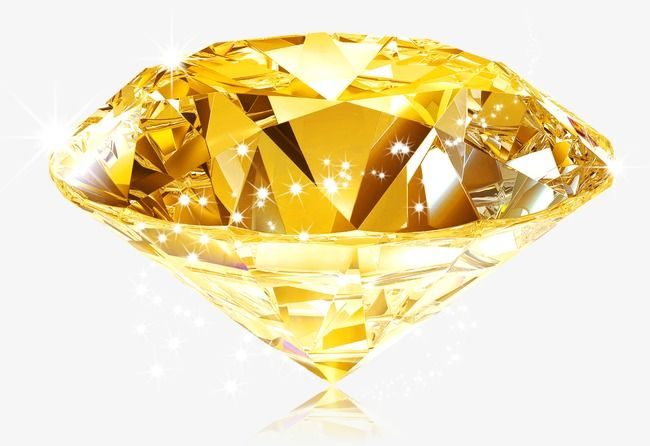 Diamond Gold Crystal Png Transparent Clipart Image And Psd File For Free Download Unique Diamond Rings Minerals And Gemstones Diamond Wallpaper