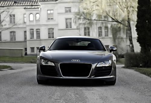 I've always liked this pic when it's come up. :) #WantAnR8