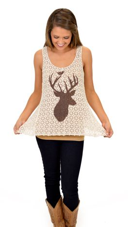 Omg! I have to have this top! Too cute!