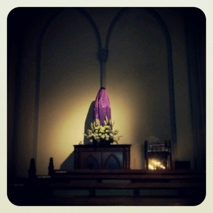 I am a monument to all your sins.  #Cathedral # Jakarta #Indonesia #curch 2013 |rosallyn tanoyo