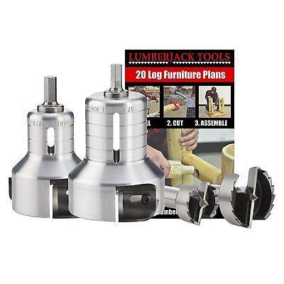 Lumberjack Tools 2-Piece Pro Series Starter Kit PSK2