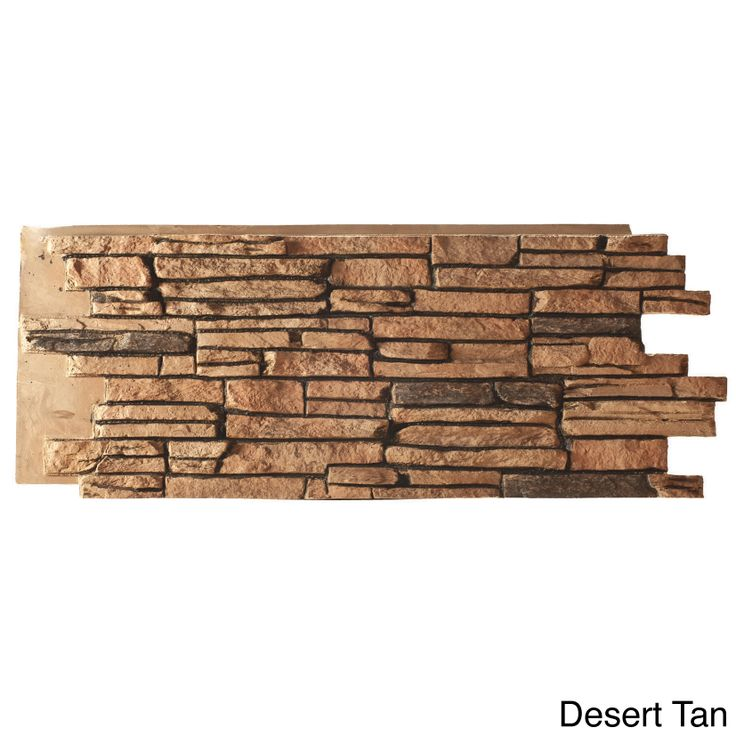 17 best images about faux stone on pinterest removable wall mobile home skirting and cinder - Fake brick skirting ...