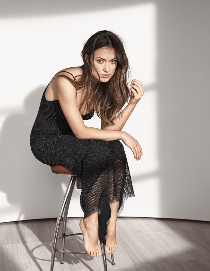 MINIMAL + CLASSIC: Olivia Wilde has been named as the face of H&M's Conscious Exclusive campaign for 2015.