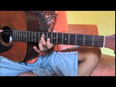 Andy Thimon Acoustics Cover By Bono Ribet @Teknik Bermain Gitar™