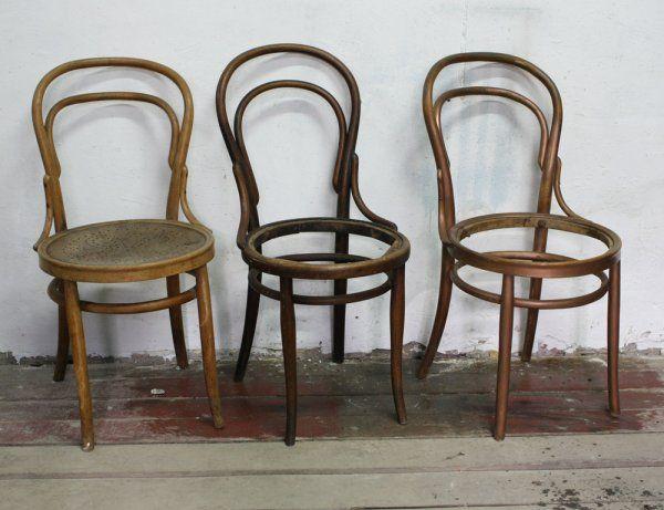 Венские стулья 14 модель