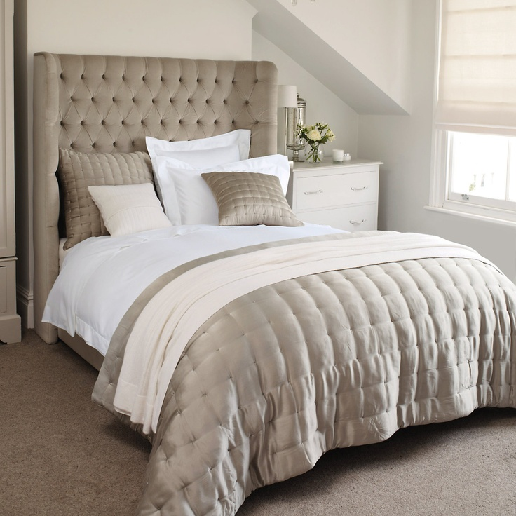 1000+ Images About Neutral Bedroom On Pinterest