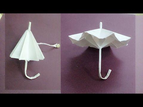 Knutselen met papier – Vogel vouwen – Pauw – Origa…