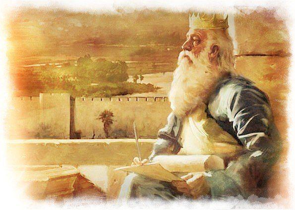 Когда царь Соломон спустился с горы, после встречи восхода Солнца, собравшиеся у подножия сказали: — Ты источник вдохновения для нас. Твои слова преображают сердца. А мудрость твоя просветляет разум. Мы жаждем слушать тебя. — Скажи нам: кто мы? Он улыбнулся и сказал: — Вы — свет мира. Вы — зве
