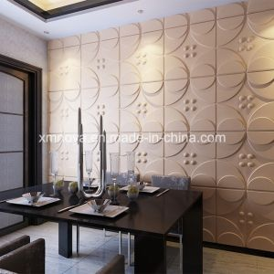 Design Acoustic Fireproof 3D PVC Wall Panels for Building Material on Made-in-China.com