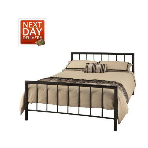 46 Best Metal Bed Frames Images On Pinterest Metal Beds