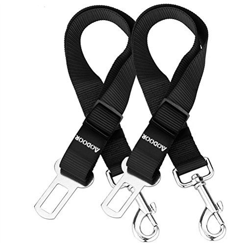 Aodoor Pet Dog Cat Car Safety Seat Belt Lead Restraint Harness