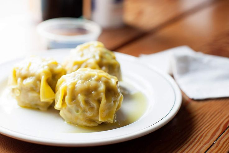 Dim sim: Jimmy Grants 'steamed dimmies' come three for $5 in Fitzroy