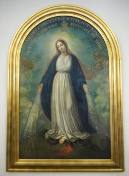 Feast of Immaculate Conception celebrates Mary's sinless nature