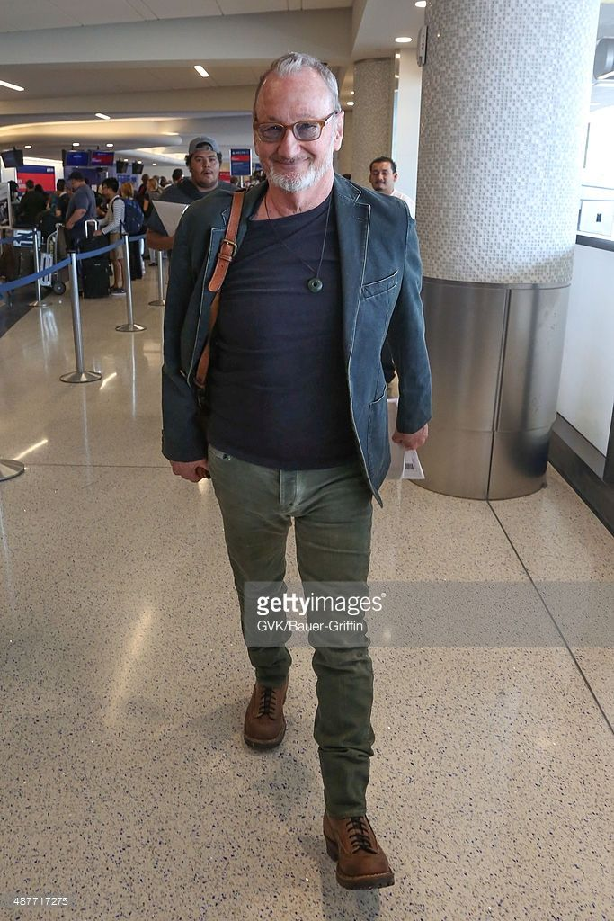 Robert Englund seen at LAX on May 01, 2014 in Los Angeles, California.