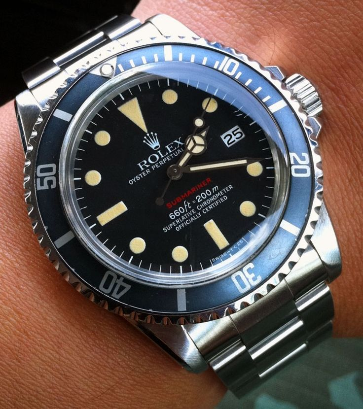 how to put on a rolex