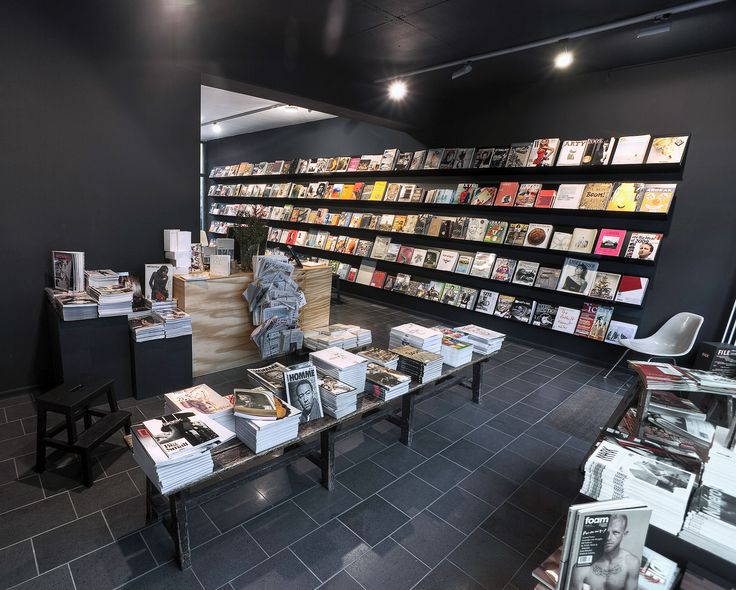 Do You Read Me Magazine Store In Berlin Interior By Greige WallA MagazineBookstore DesignRetail