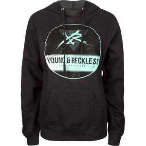 Young and reckless hoodies