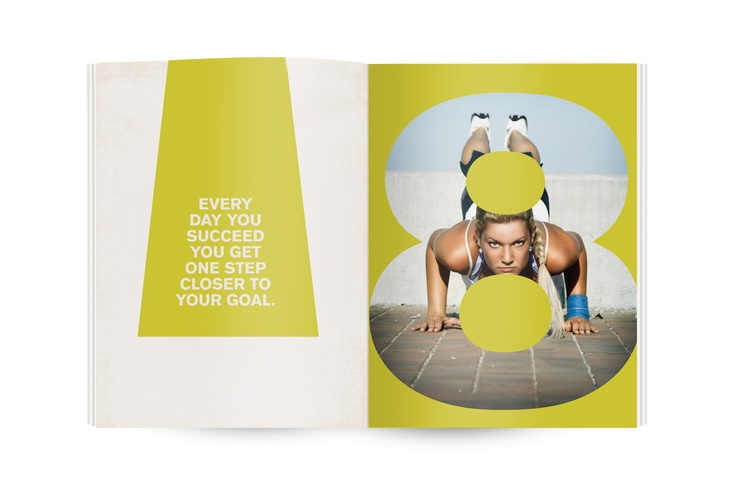 Everyday you succeed you get one step closer to your goal. ~ Dailygreatness Training Journal