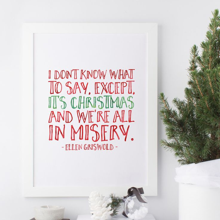 Christmas Vacation Santa Quotes: 17 Best Christmas Vacation Quotes On Pinterest