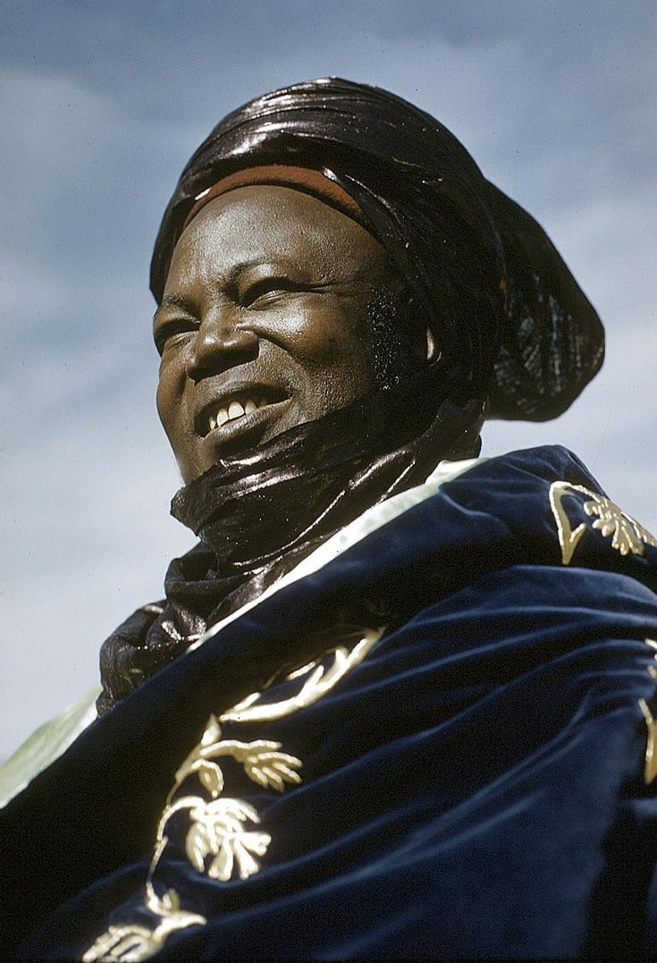 Ahmadu Bello Sardauna of Sokoto, KBE - Life History 1