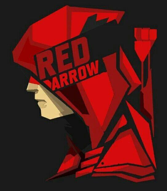 Red Arrow - Roy Harper #DC by Bosslogic