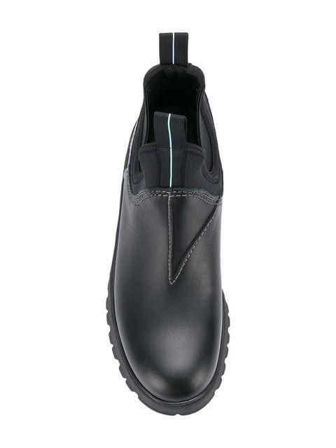 52f64c85583 2019的Prada Round Toe Boots