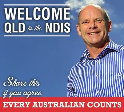 Welcome QLD to the NDIS