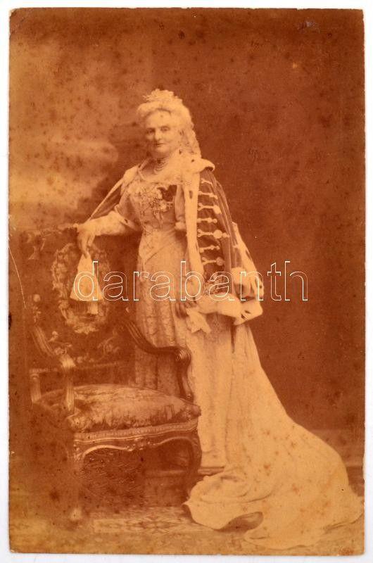 Sarolta Majlath Photografie von 1917