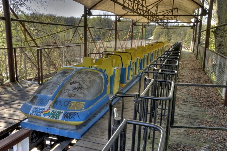 Abandoned Amusement.