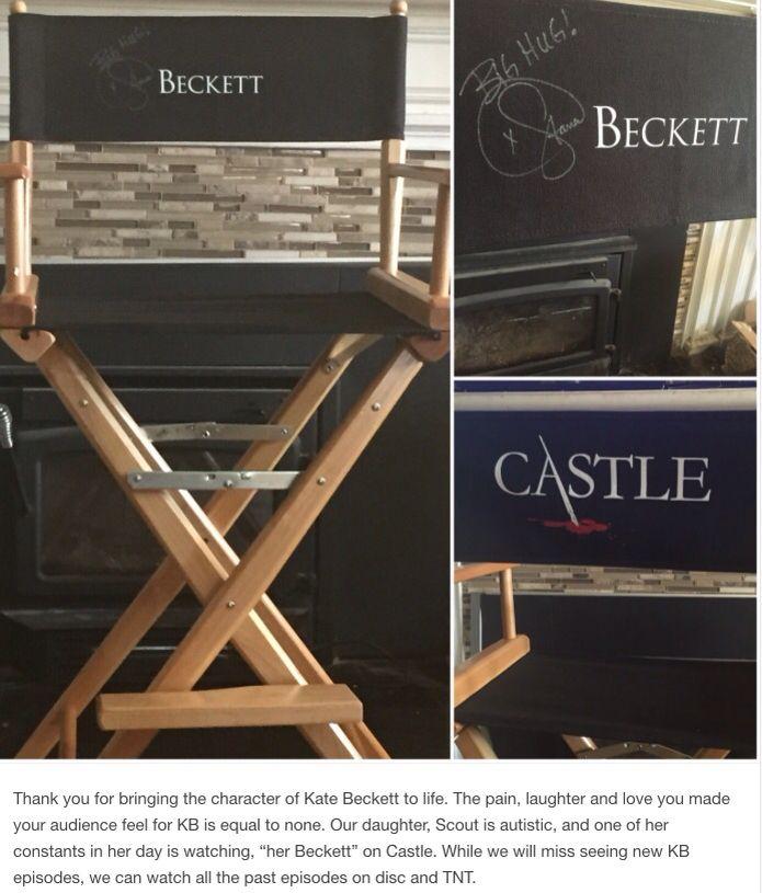 Beckettu0027s Chair Auctioned ...