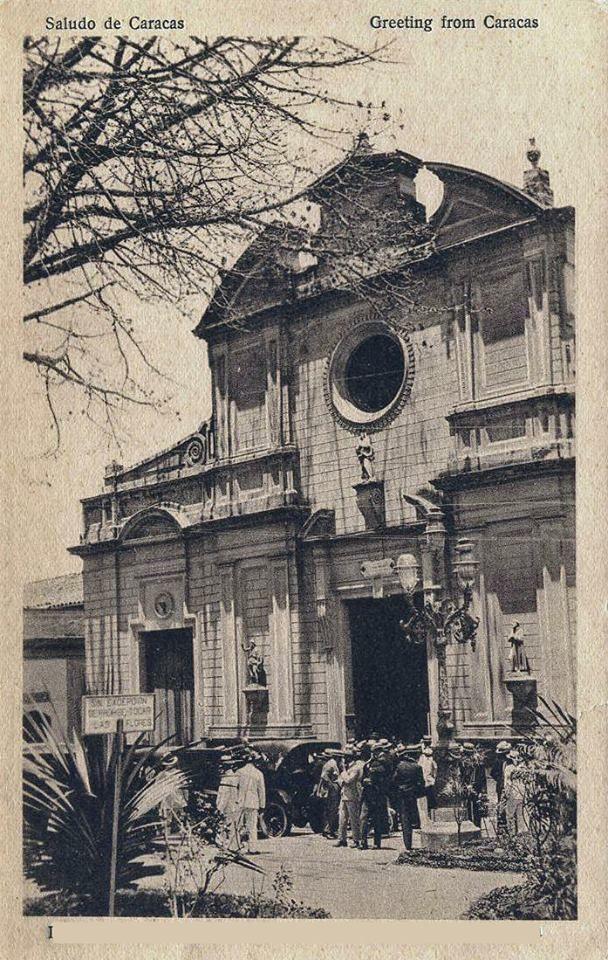 Iglesia de San Francisco! Aquí se le otorgó el título de Libertador a Simón Bolívar!