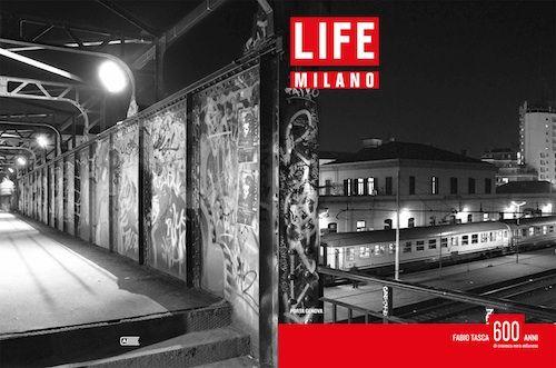 LIFE MILANO. 600 anni di cronaca nera milanese. Di Fabio Tasca, Artphilein Edizioni, 2015 // Presentazione giovedì' 16 luglio alle 19 nel cortile della GAM!