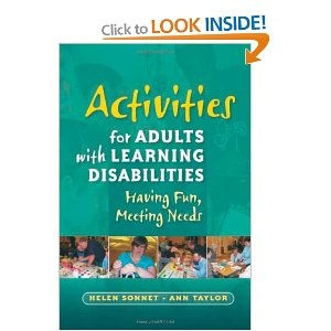 how to become an advocate for adults with learning disabilities