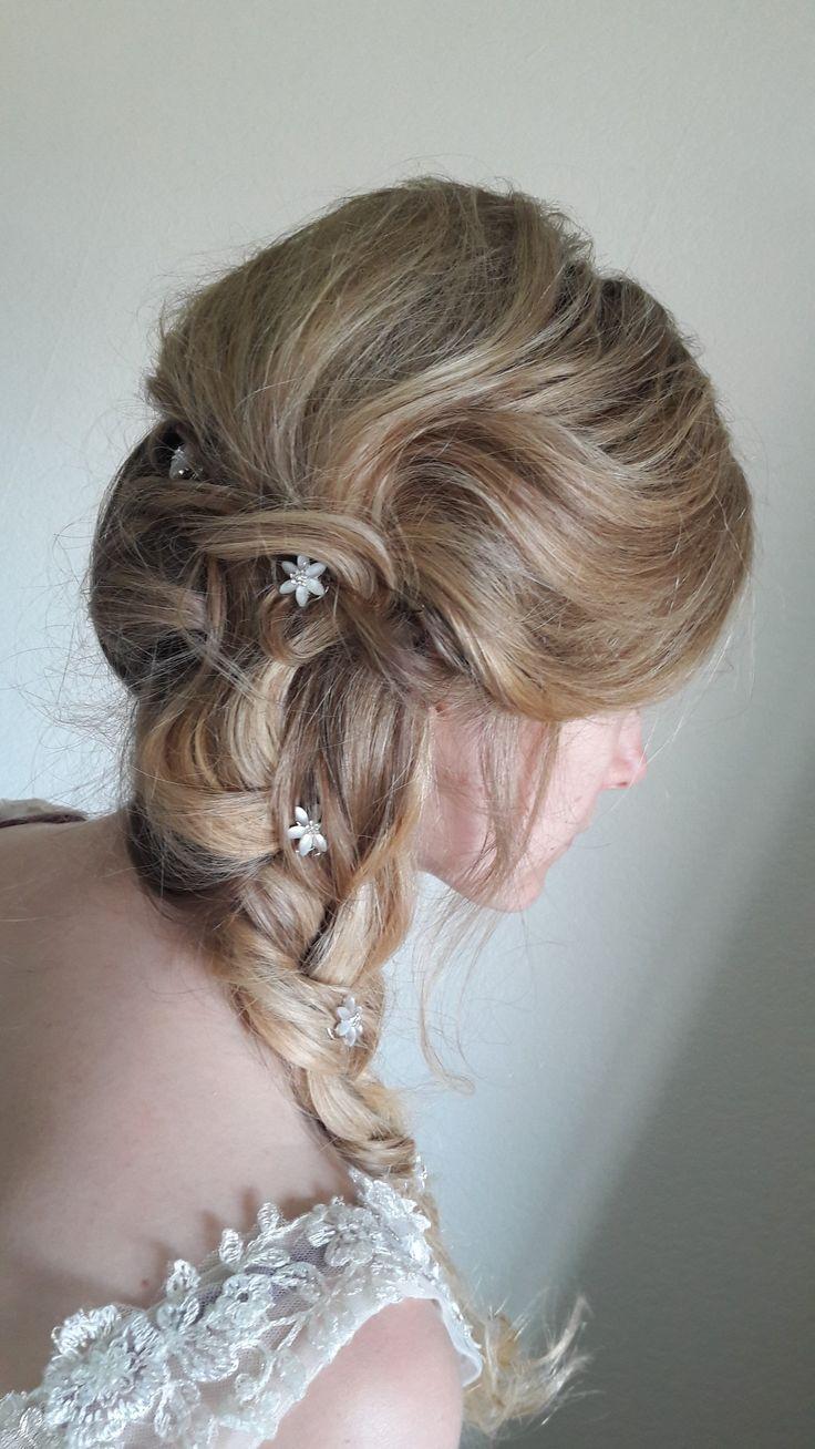 Boho Braid #brideshairuk