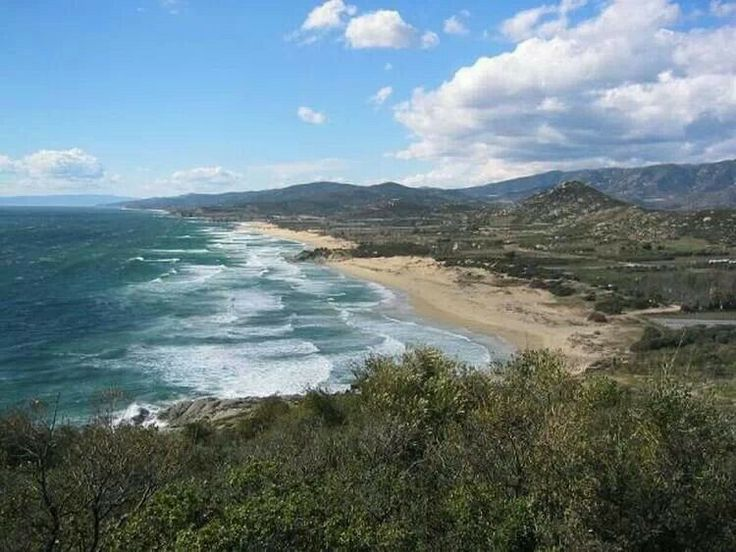 Thursday, July 24: Ammolofi beach Nea Peramos Kavala!